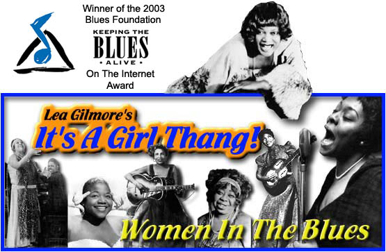 Lea Gilmore's - It's A Girl Thang!